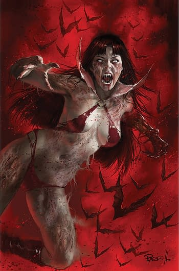 Cover image for DIE!NAMITE LIVES #5 CVR J PARRILLO LTD VIRGIN