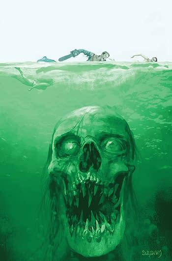 Cover image for DIE!NAMITE LIVES #5 CVR K SUYDAM LTD VIRGIN