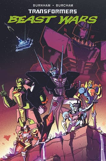 IDW October 2021 Solicits
