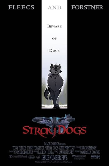 Stray Dogs Gets Reprints Of Over 160,000