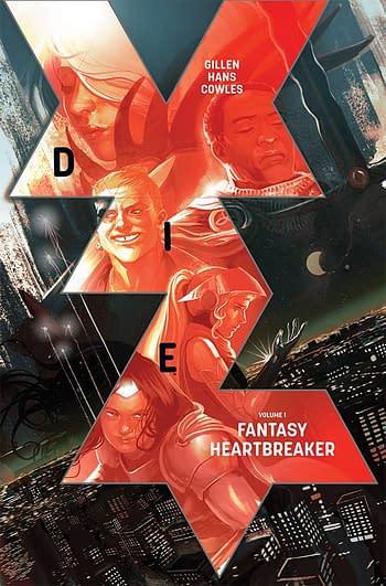 Cover image for DIE TP VOL 01 FANTASY HEARTBREAKER (MAR190080) (MR)