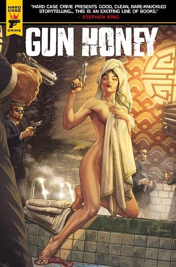 Cover image for GUN HONEY #3 (OF 4) CVR A ANACLETO (MR)
