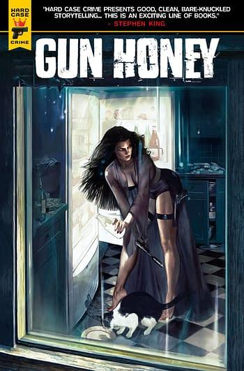 Cover image for GUN HONEY #3 (OF 4) CVR B DALTON (MR)