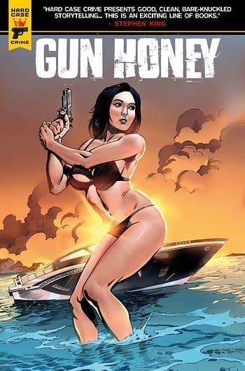 Cover image for GUN HONEY #3 (OF 4) CVR C HOR KHENG (MR)