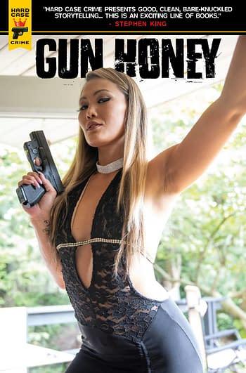 Cover image for GUN HONEY #3 (OF 4) CVR D PHOTO (MR)