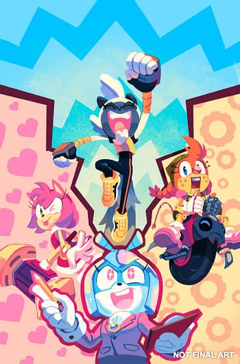IDW December 2021 Solicits & Solicitations In Full