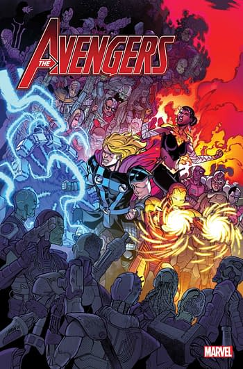 Marvel Comics December 2021 Solicits & Solicitations In Full, Early