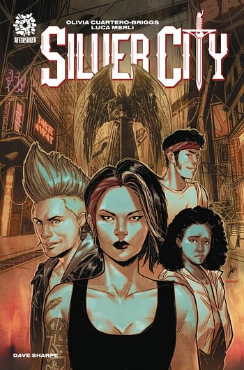 Cover image for SILVER CITY TP