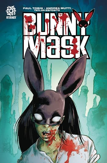 Cover image for BUNNY MASK TP VOL 1 CHIPPING OF THE TEETH