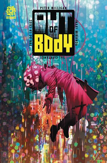Cover image for OUT OF BODY TP
