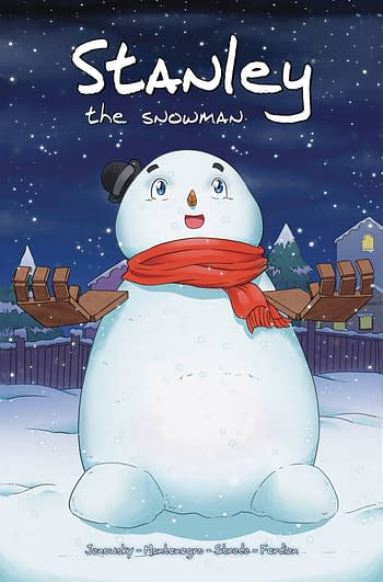 Cover image for STANLEY THE SNOWMAN TP