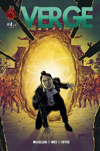 Cover image for VERGE #4