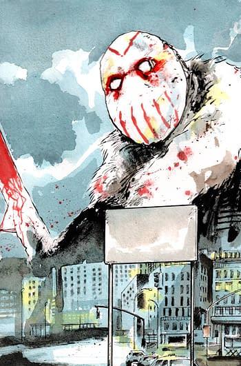 Cover image for MANIAC OF NEW YORK BRONX BURNING #1 CVR A MUTTI
