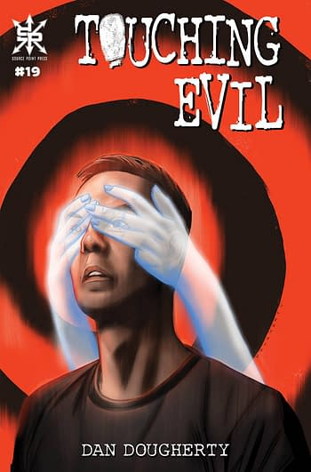 Cover image for TOUCHING EVIL #19 (MR)