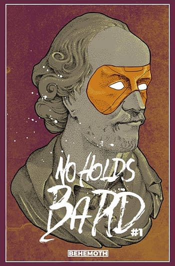 Cover image for NO HOLDS BARD #1 (OF 4) CVR E KLOC (MR)