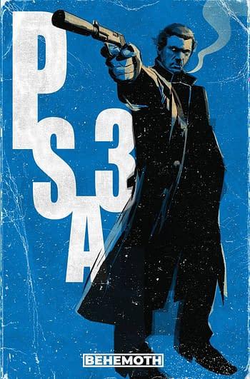 Cover image for POP STAR ASSASSIN #3 (OF 6) CVR B BASILE (MR)