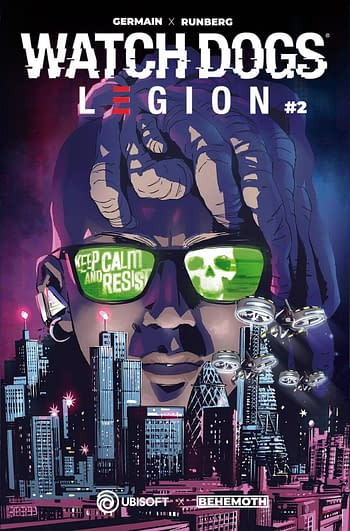 Cover image for WATCH DOGS LEGION #2 (OF 4) CVR A MASSAGGIA (MR)