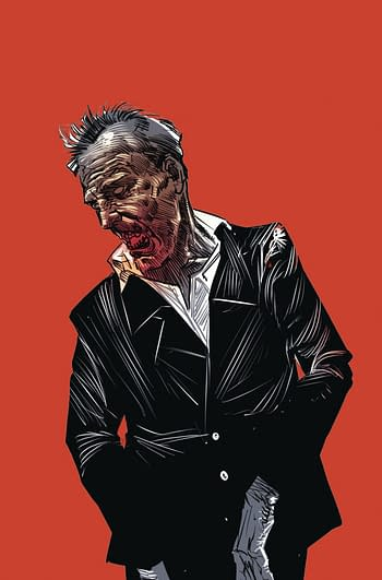 Cover image for THE RISE #3 (OF 6) (MR)