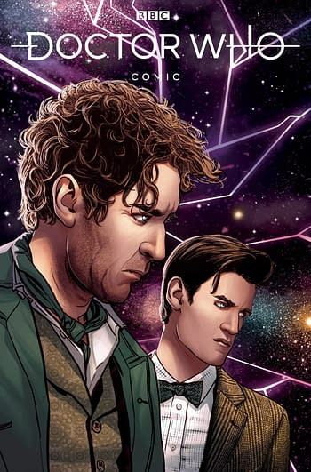 Cover image for DOCTOR WHO EMPIRE OF WOLF #2 CVR A PETRAITES
