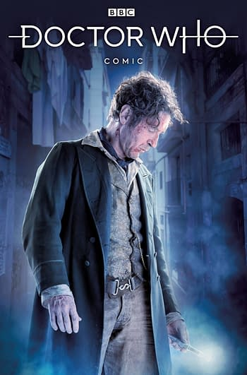 Cover image for DOCTOR WHO EMPIRE OF WOLF #2 CVR B PHOTO
