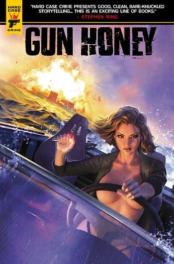 Cover image for GUN HONEY #4 (OF 4) CVR A RONALD (MR)