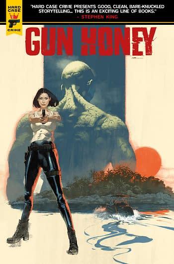Cover image for GUN HONEY #4 (OF 4) CVR B ASPINALL (MR)