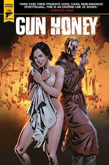 Cover image for GUN HONEY #4 (OF 4) CVR C HOR KHENG (MR)
