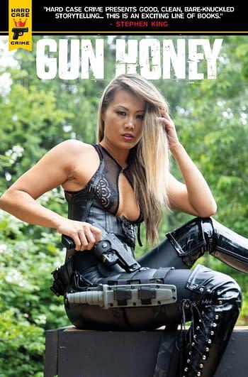 Cover image for GUN HONEY #4 (OF 4) CVR D PHOTO (MR)