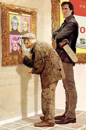 Cover image for ARMY OF DARKNESS 1979 #4 CVR I SUYDAM LTD VIRGIN