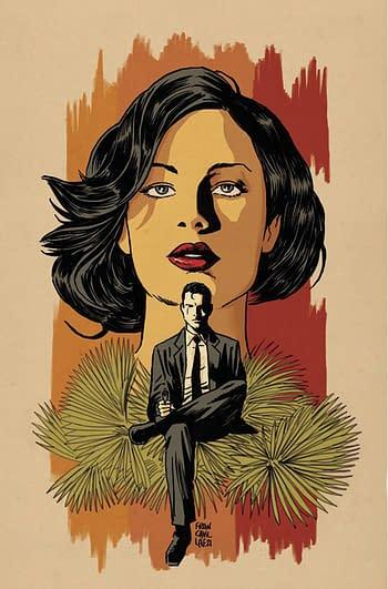 Cover image for JAMES BOND HIMEROS #3 CVR D FRANCAVILLA LTD VIRGIN
