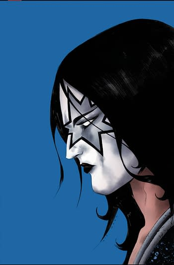 Cover image for KISS PHANTOM OBSESSION #4 CVR K LEE LTD VIRGIN