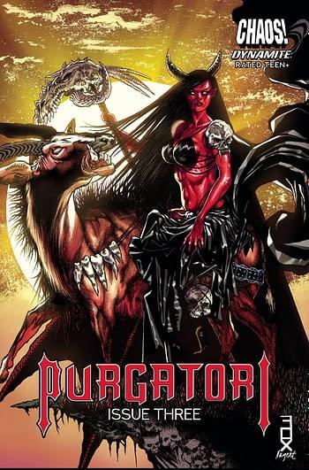 Cover image for PURGATORI #3 CVR C FOX
