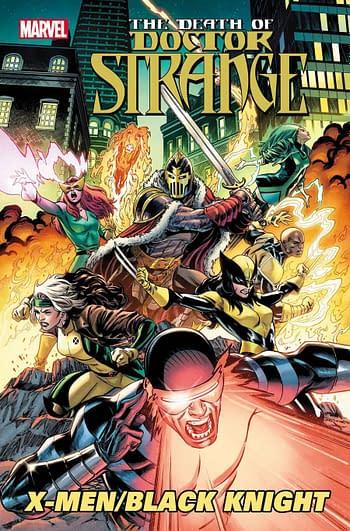 Marvel Teases New Sorcerer Supreme in Death of Doctor Strange