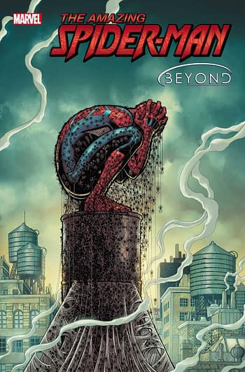 A New Spider-Man Already? Amazing Spider-Man Beyond January Solicits