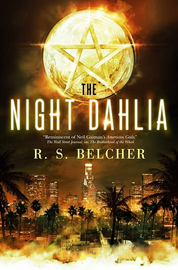 "Castle Talk: The Night Dahlia Lets R.S. Belcher ""Out-John-Constantine John Constantine"""