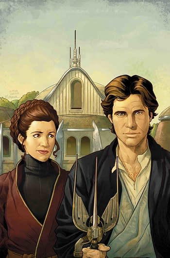 Marvel's New Han Solo Stories About His Time in the Empire