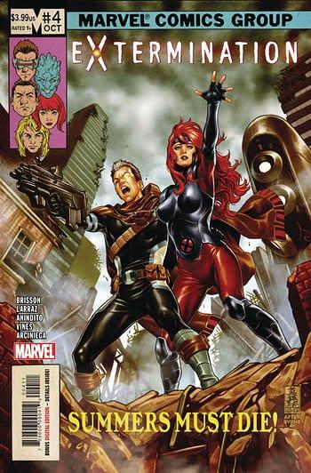 In Tomorrow's Extinction #4, a Member of the Original X-Men Will Die