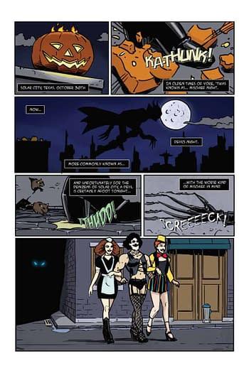 Castle Talk- 'Halloween: Hallowtide' Hero's Battle for Spirit of Halloween
