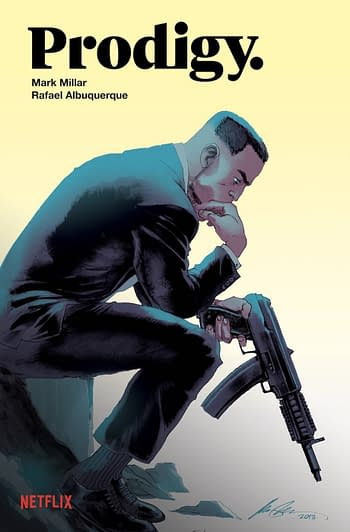 Prodigy #1 Review: Mark Millar Lives Up to his Own Hype