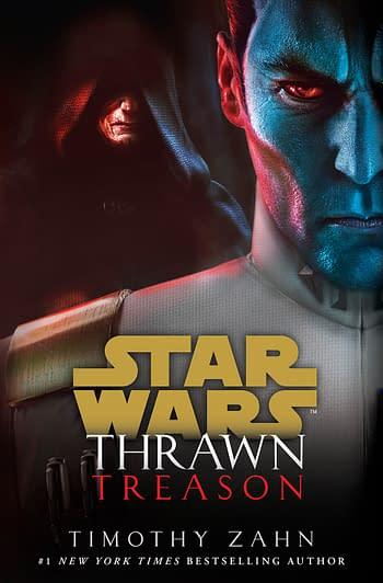 Star Wars – Grand Admiral Thrawn is Back in Thrawn: Treason