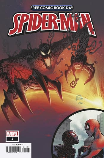 Recommended Reading Ahead OF Free Comic Book Day Venom Story From Donny Cates and Ryan Stegman