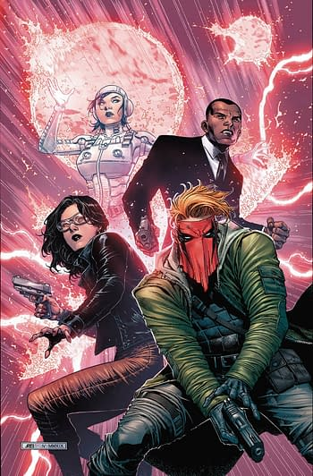 """Could Warren Ellis's Wildcats Still Be A Thing? """"Never Say Never..."""""""