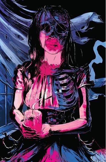 Jim Henson Storyteller Ghosts #3 FOC Cover