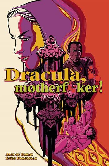 Rick & Morty & Dracula Motherf*cker Thank FOC It's Friday
