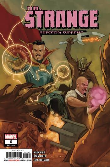 Dr Strange #6 Main Cover