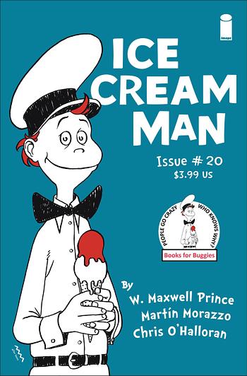 Ice Cream Man #20 Cover B