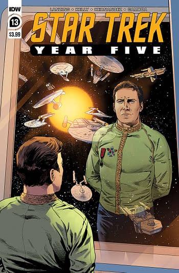 Star Trek Year Five #13