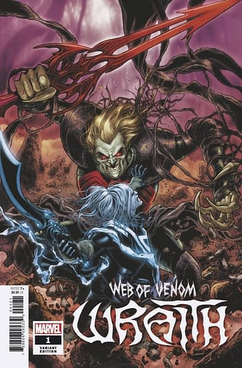 Web Of Venom: Wraith, Thor and TMNT Last Ronin Tops Advance Reorders