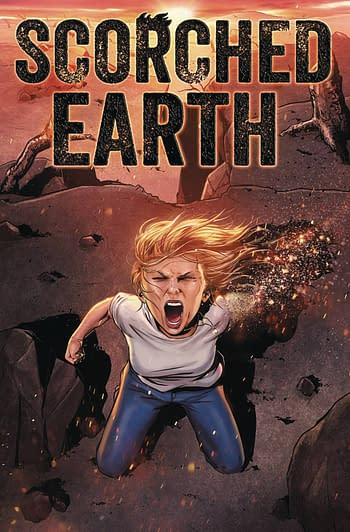 Scorched Earth Volume 1 GN