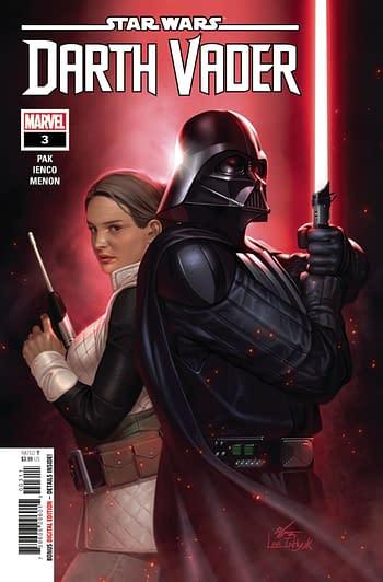 Star Wars Darth Vader #3 Main Cover